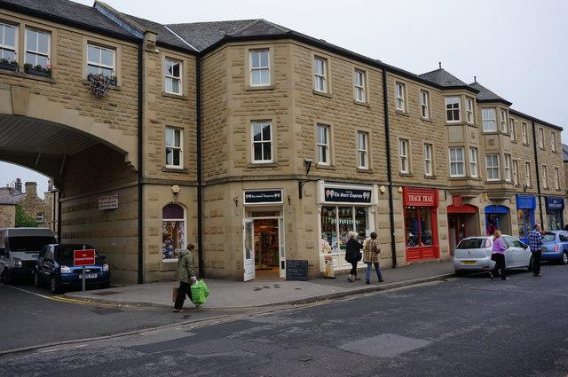 Sweet shop, Bakewell