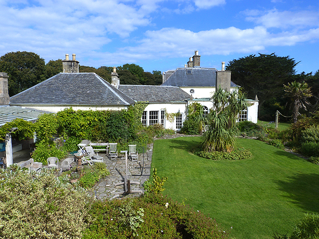 Colonsay House