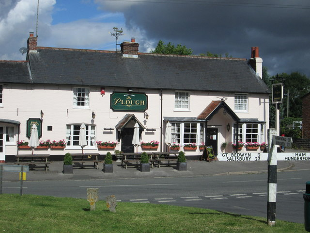 The Plough at Shalbourne