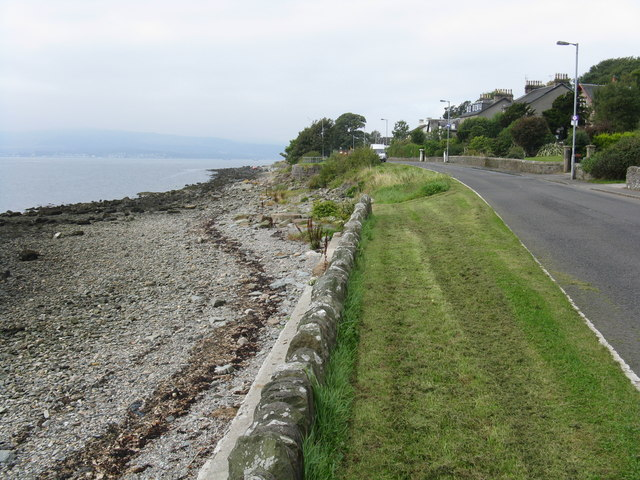 Shore Road, Kilcreggan