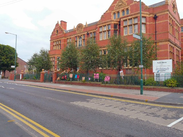 Fighting to save Hyde Library