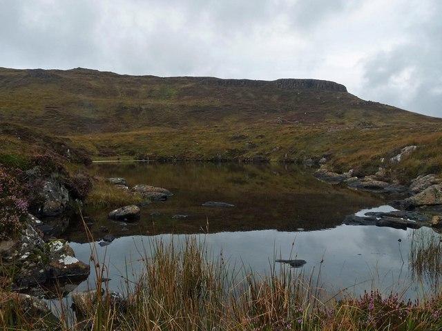 Loch Arish, Ardmeanach, Isle of Mull