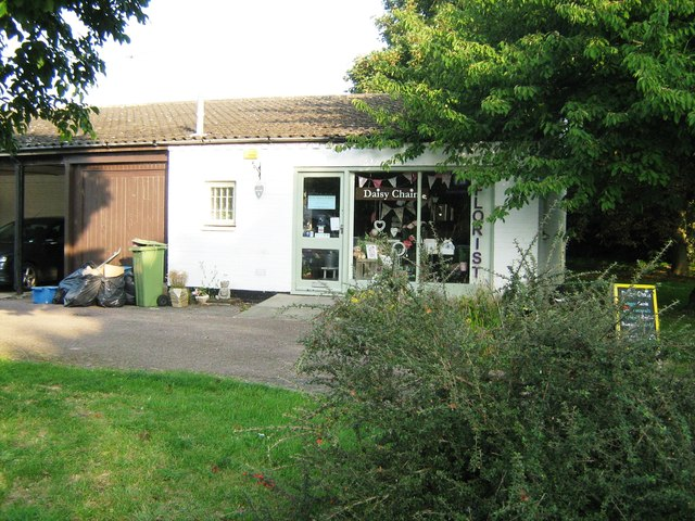 Florist, former Post Office
