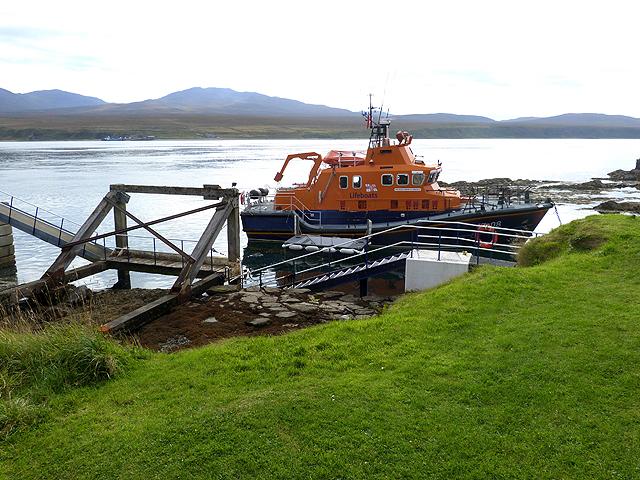 Port Askaig Lifeboat