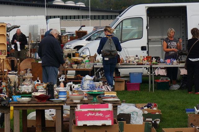 Antiques Fair, Bakewell