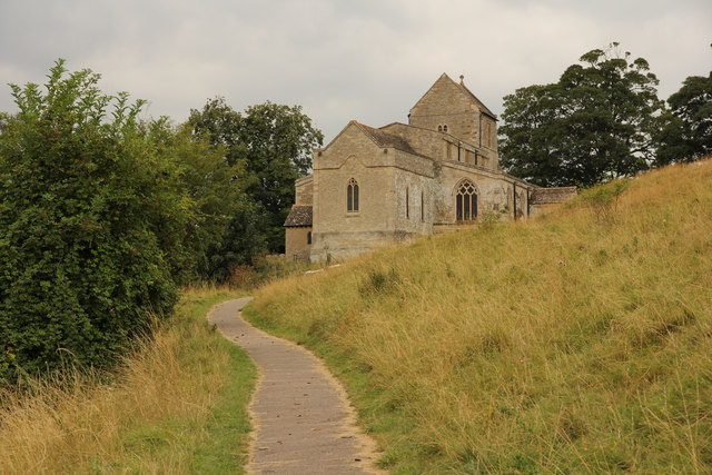 Church path