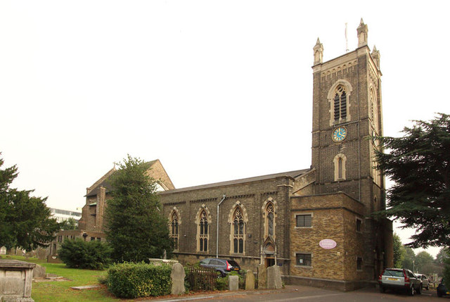 St Mary, High Street, Great Ilford