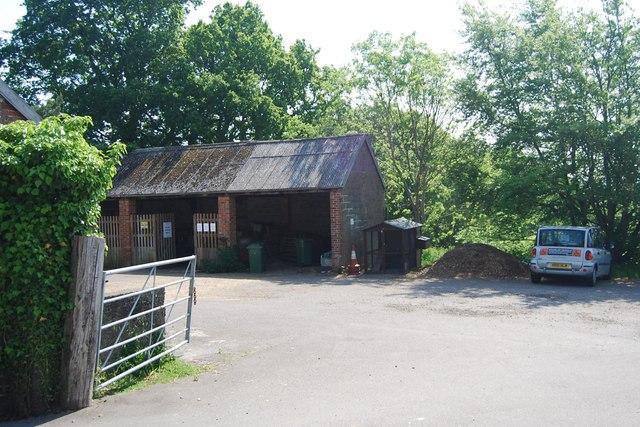Outbuilding, Pepenbury