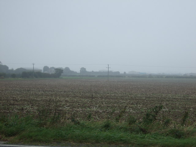 Farmland near Haisthorpe