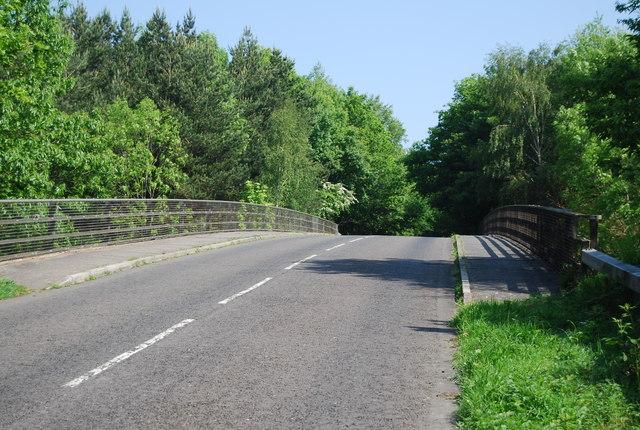 Cornford Lane Bridge