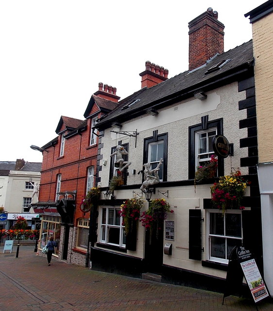 The Griffin Inn, Oswestry