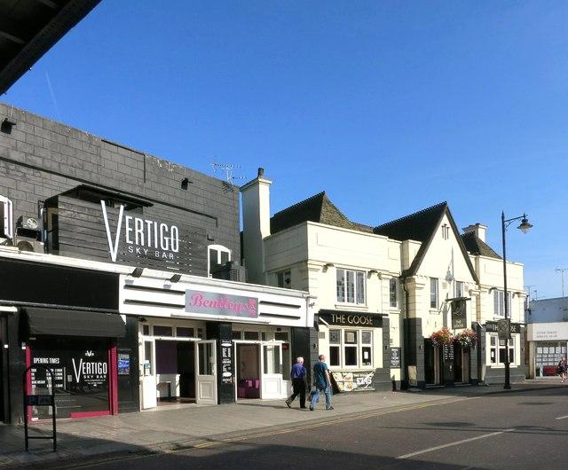 Vertigo, Bentleys and The Goose