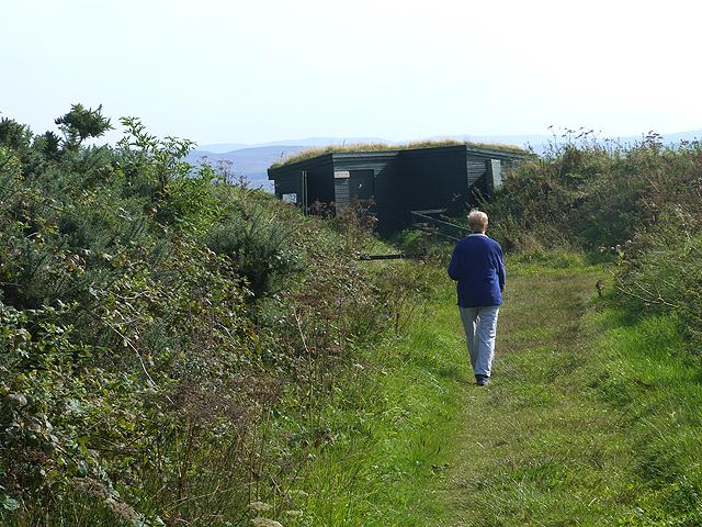 Taigh Deas hide, Gruinart RSPB reserve