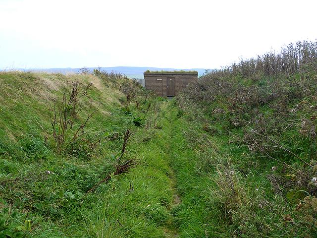 Taigh Tuath hide, Gruinart RSPB reserve