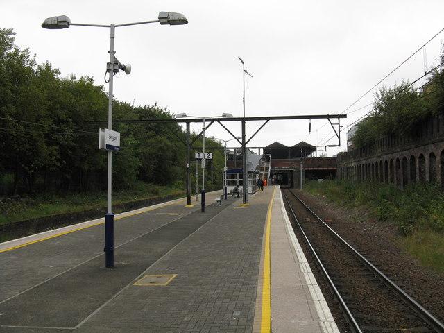Belgrove station