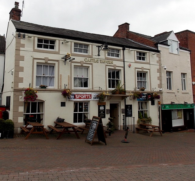 Castle Tavern, Oswestry