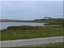 NR2872 : Ardnave Loch by Oliver Dixon