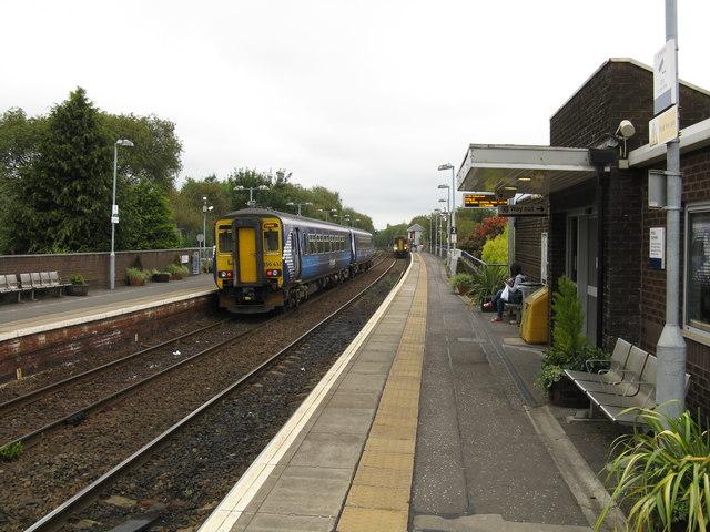 Barrhead station