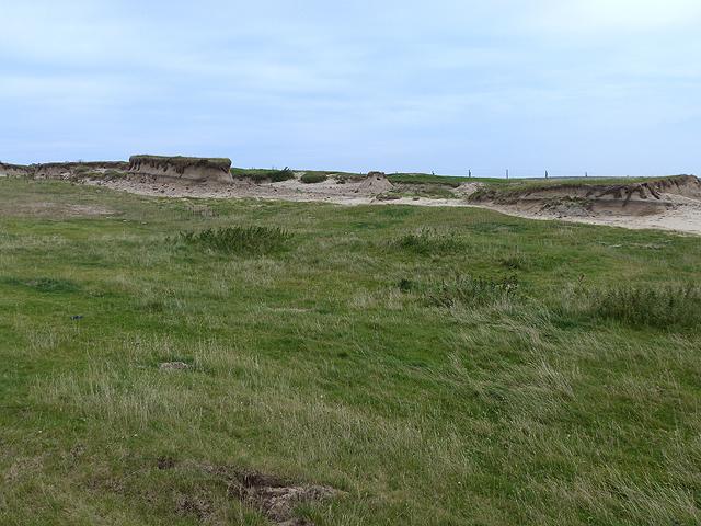 Old sand dunes, Ardnave