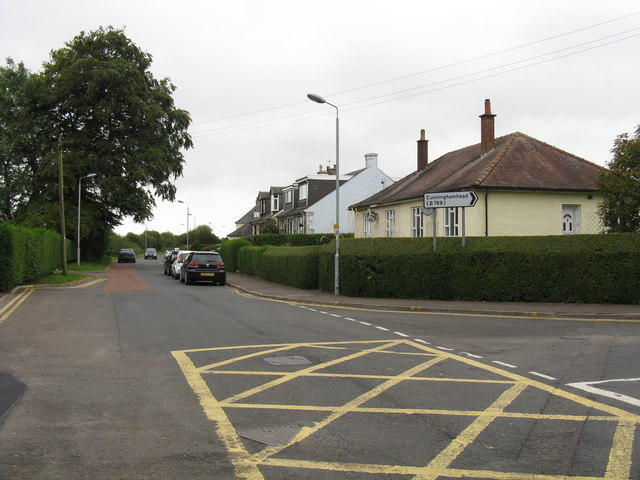 Kilmaurs - Crofthead Road