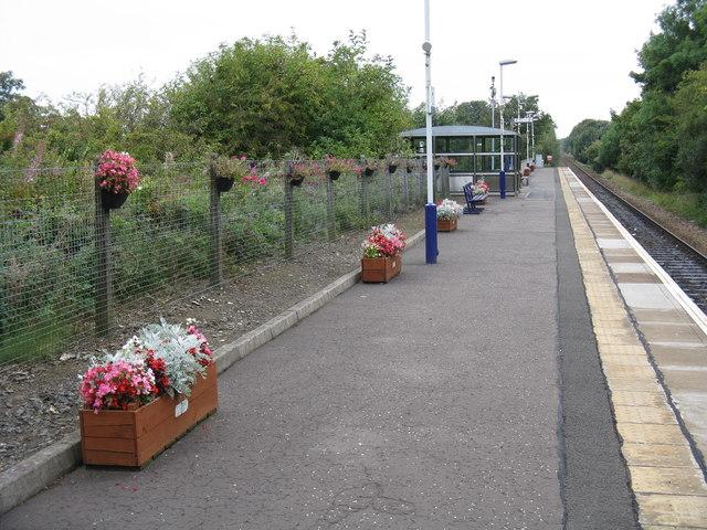 Kilmaurs railway station
