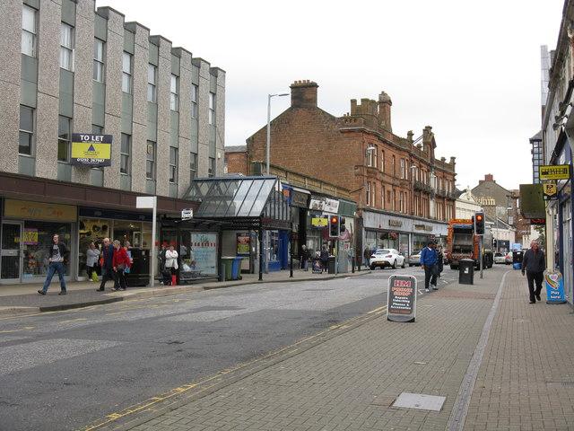 Ayr - High Street