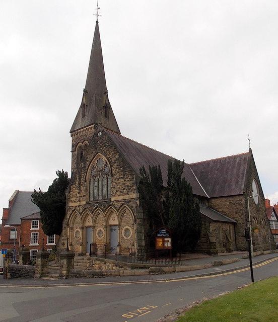 Christ Church, Oswestry