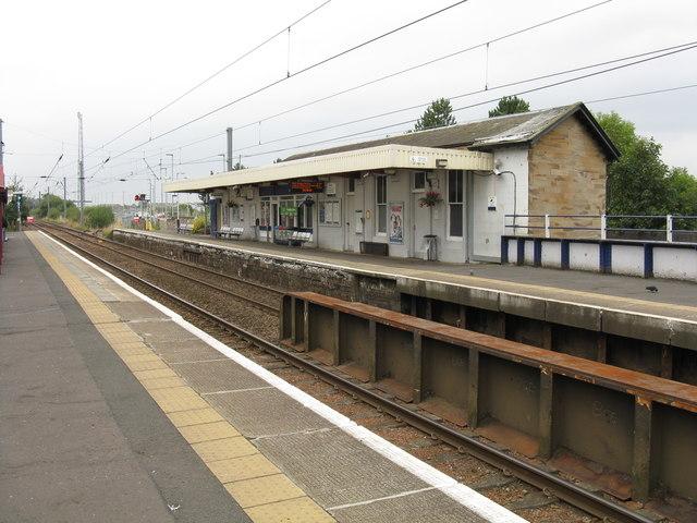 Irvine station