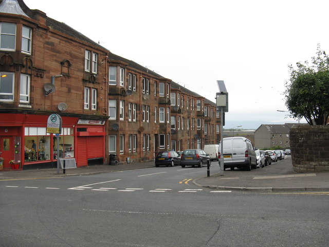 Johnstone - Ellerslie Street