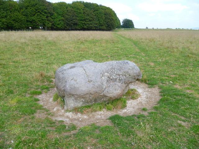 The Cuckoo Stone at Larkhill