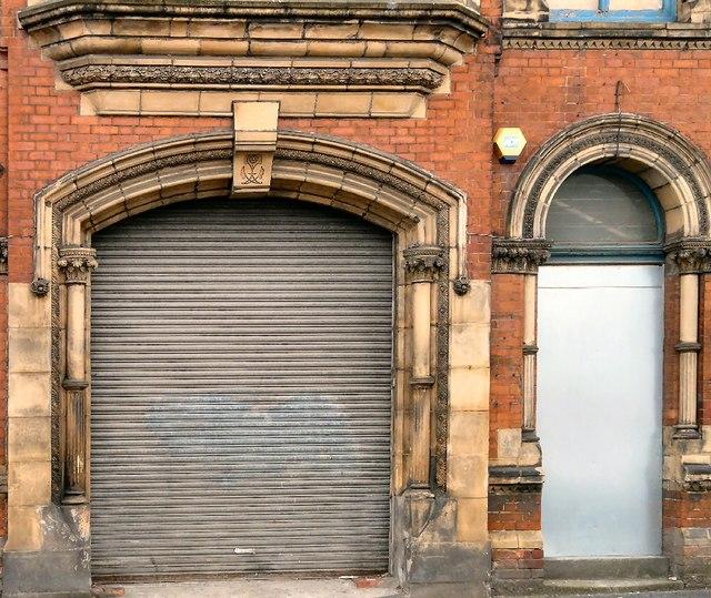 32 Laystal Street: Doorways
