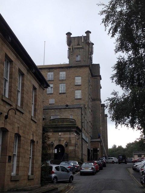 Adelphi Mill, Bollington