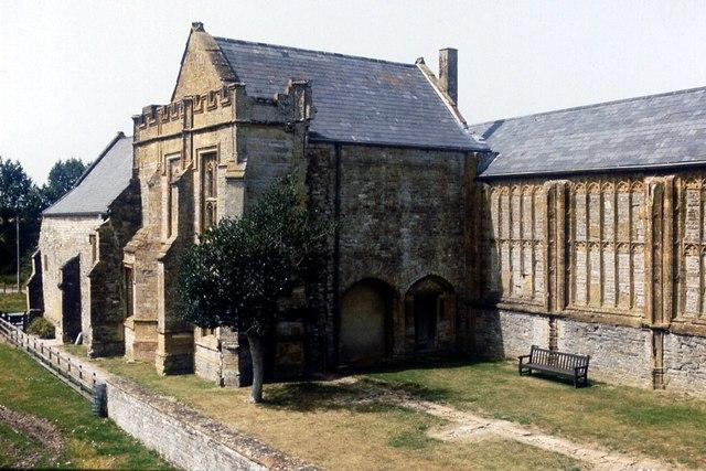 Muchelney Abbey Remains