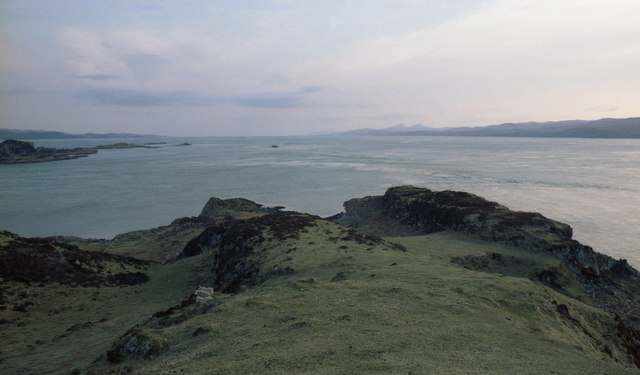Rubha na Trraighe, Craignish Point