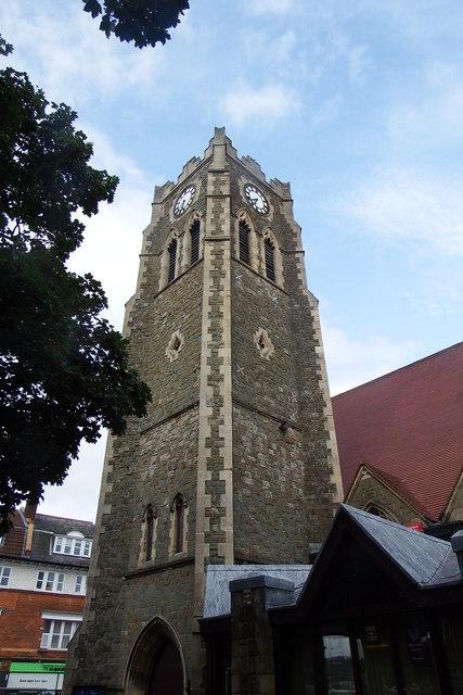 Church in Folkestone