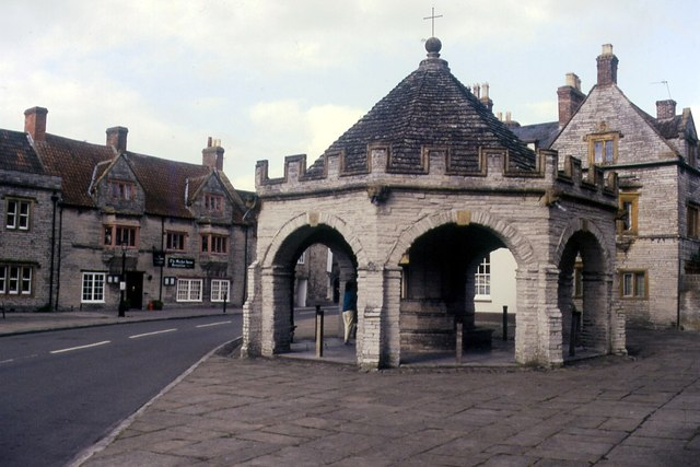Market Cross, Somerton