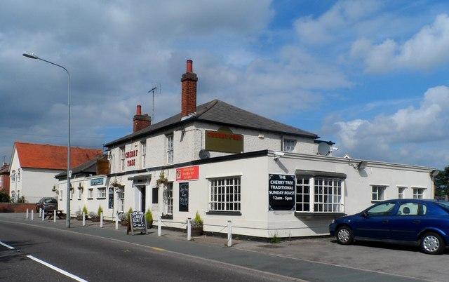 The Cherry Tree pub, Blackheath, Colchester