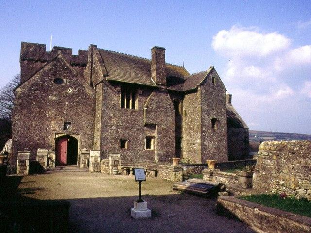Penhow Castle