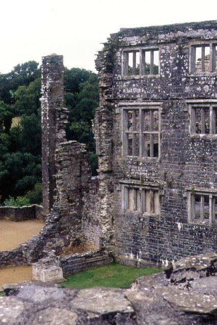 Elizabethan House, Berry Pomeroy Castle
