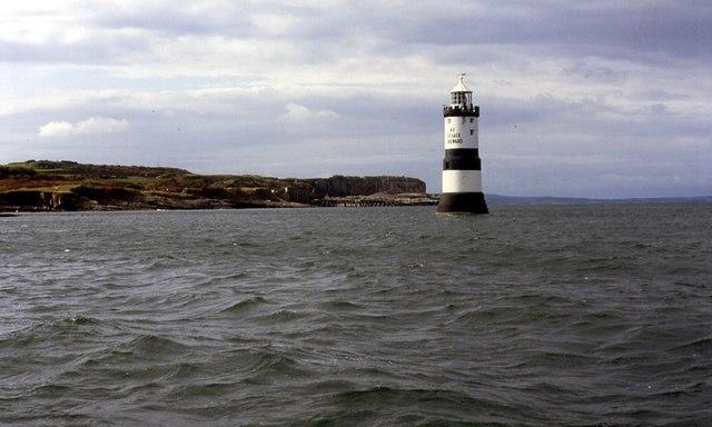 Trwyn Du or Penmon Lighthouse