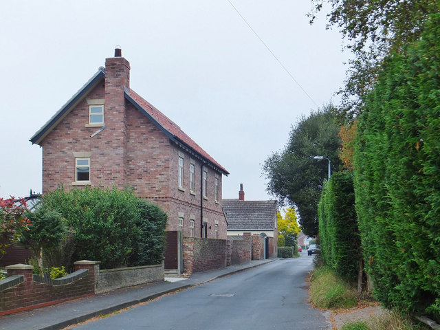 Rectory Lane, Preston, Yorkshire
