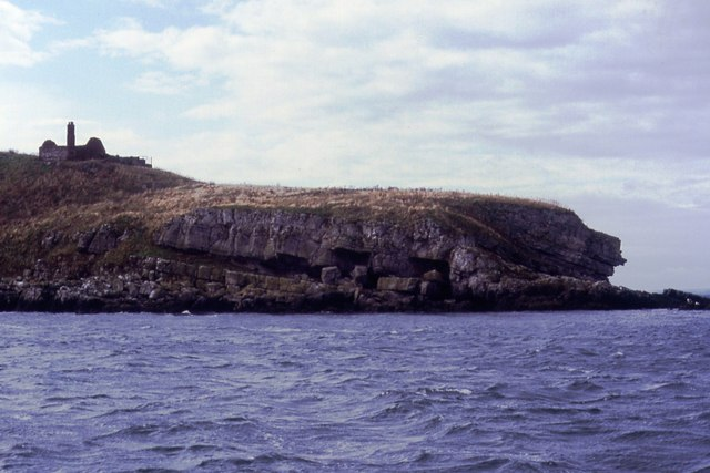 Ruined Telegraph Station, Puffin Island