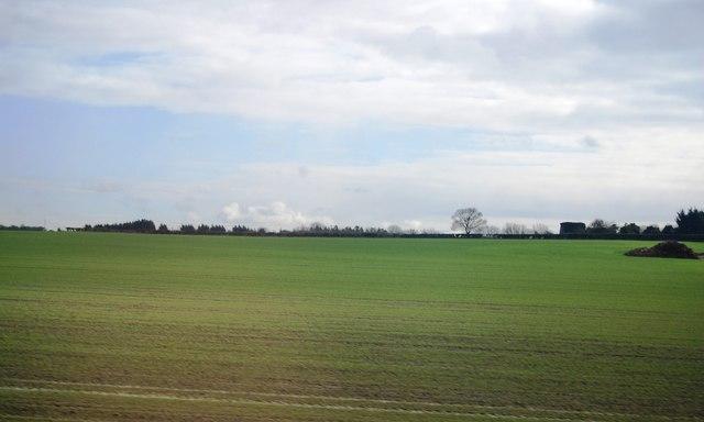 Farmland, Harston