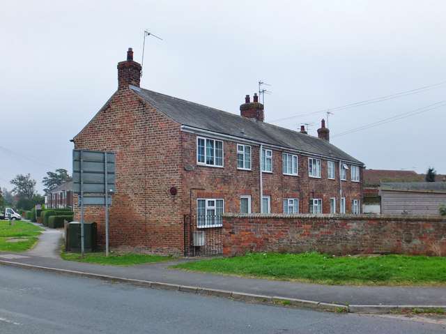 School Road, Preston, Yorkshire