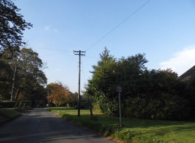 Burtons Lane, Little Chalfont