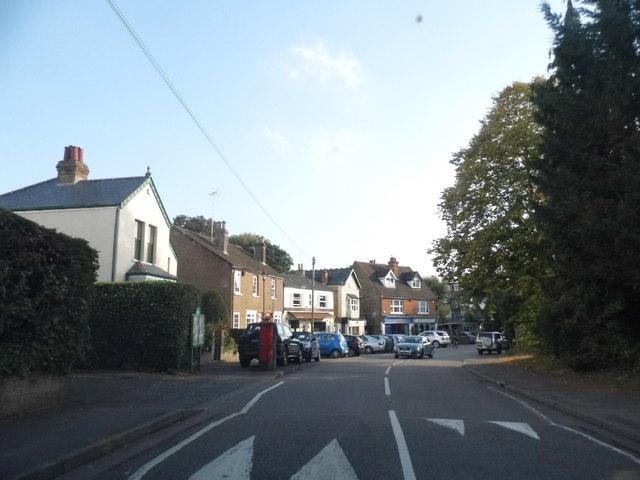 Heronsgate Road, The Swillett