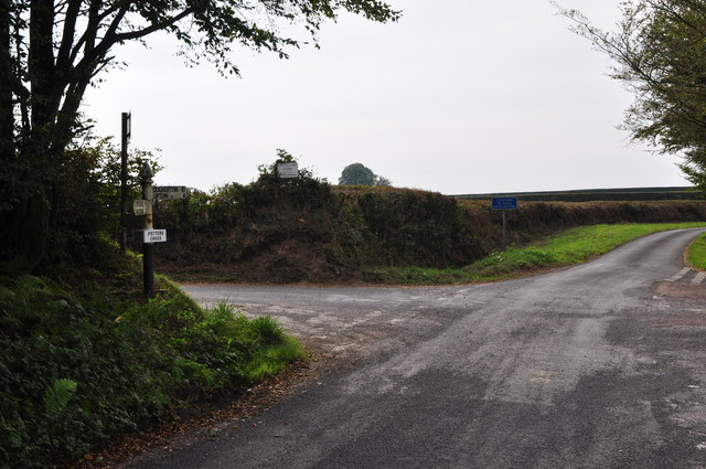 West Somerset : Potters Cross