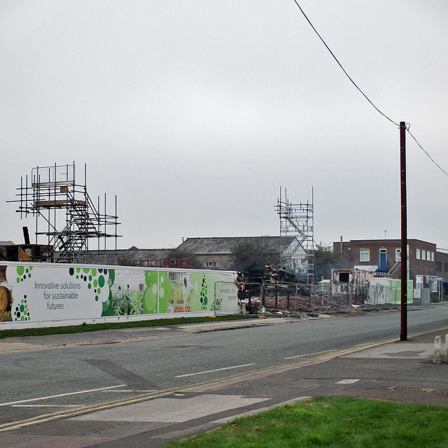 Triumph Road: after the fire