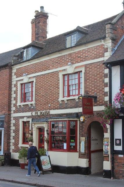 Café Rouge, Stratford-Upon-Avon