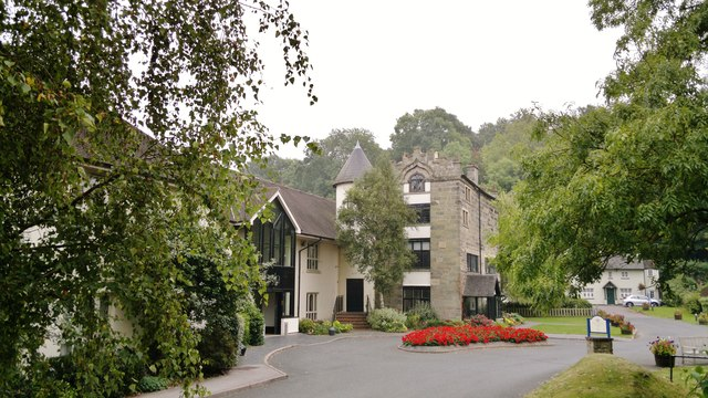 Priest House Hotel, Castle Donington